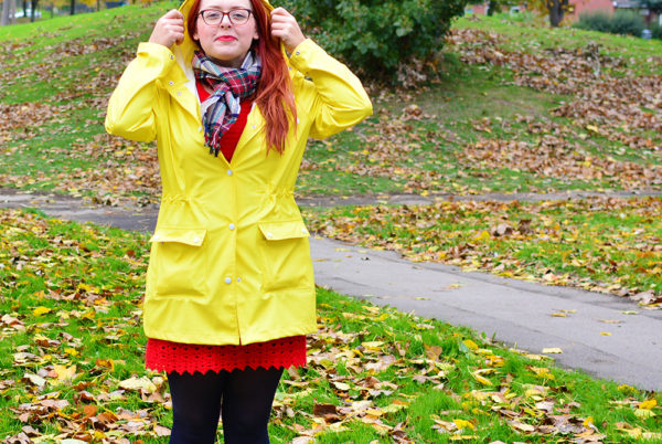 How To Add Colour To Your Autumn Outfit