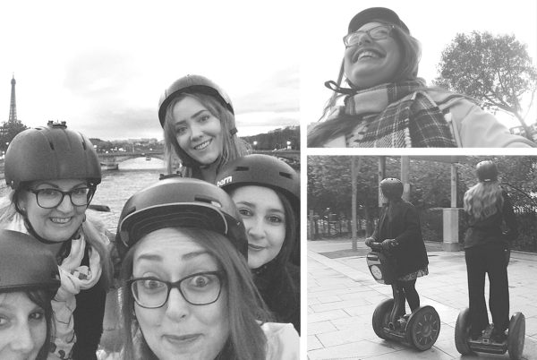 Best Guided Tours Of Paris - Segway Tour with Fat Tire Paris
