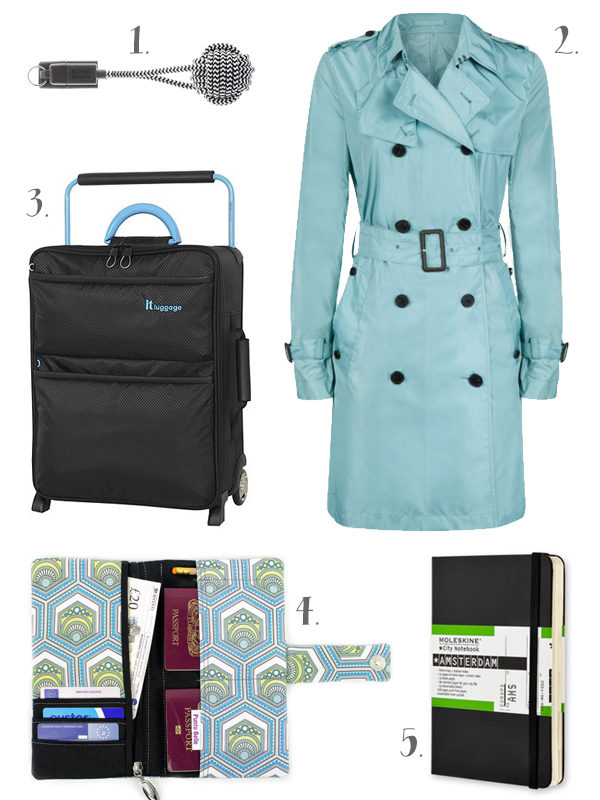 Travel Essentials For Your Next City Break