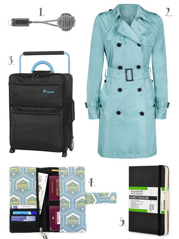 Travel Essentials For Your Next City Break
