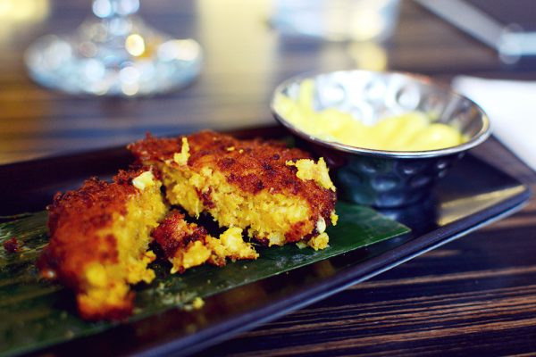 Eating Out in Manchester: Zouk Tea Bar & Grill