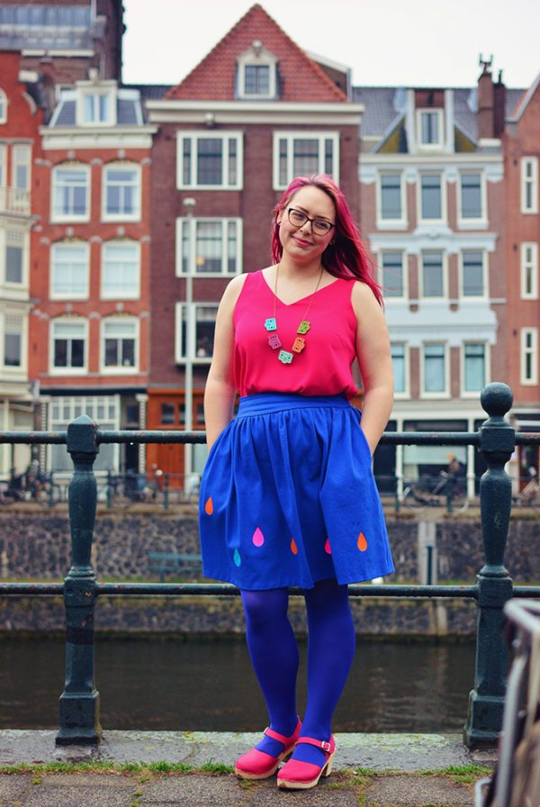 Outfit Post Amsterdam