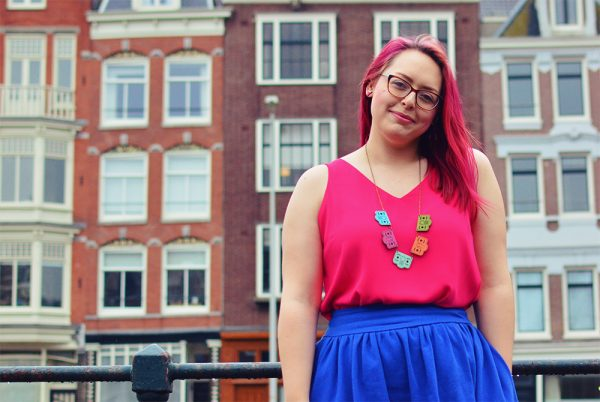 Colourful Outfit Post