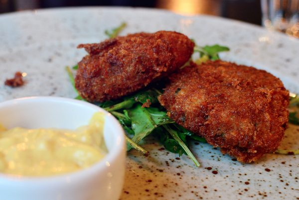Marco's New York Italian - Crab Cakes