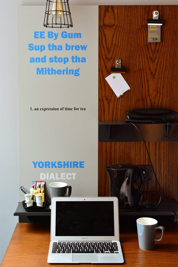 Yorkshire Themed Hotel in Leeds