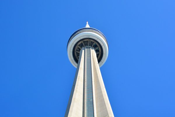 CN Tower, Tallest Building For 30 Years