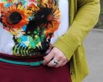 6 Ways To Wear: A T-Shirt