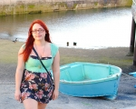 Outfit Post: Sea Mint