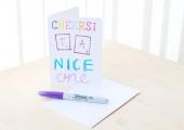 DIY: Illustrated Greetings Card