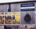 Wheelbirks Parlour: Ice Cream in Autumn