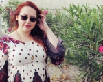 Outfit Post: Folksy Florals in Tenerife
