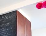 Easy DIY Chalkboard Wardrobe with Chalkboard Paint
