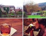 Scarborough in Winter & a Luxury Stay at Ox Pasture Hall