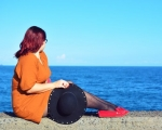 Outfit Post: Catania Harbour and Thoughts on Avoiding Burnout