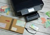 Scrapbooking & A3 Prints w/ Epson Expression Photo XP-960 Printer