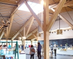 Travel: Gloucester Services, Farmshop on the M5