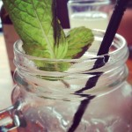 Fresh Lemonade With Mint by onetenzeroseven